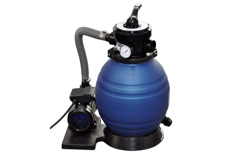 Raccorder le filtre de sable de pompe de piscine