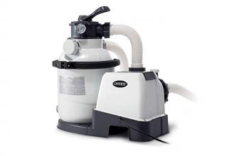 INTEX 26644FR : le filtre à sable idéal pour votre piscine ?