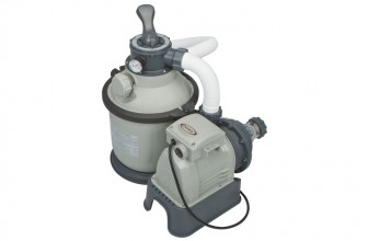 Intex 28644FR : le filtre à sable idéal pour les piscines familiales